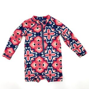 Tea Collection One-Piece Rashguard 6-12 Months